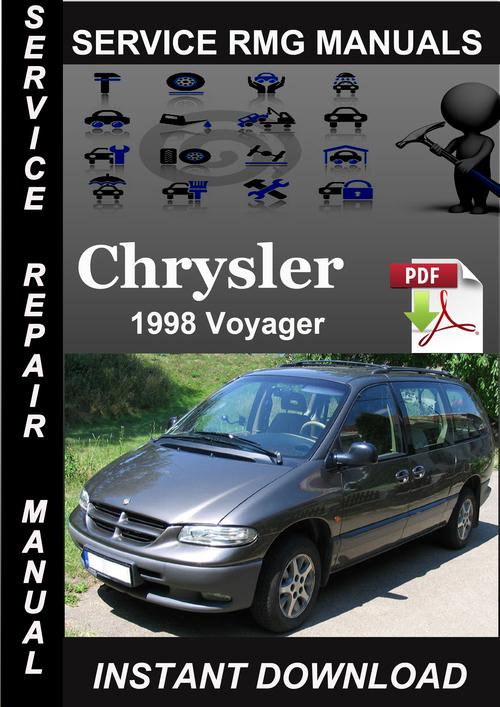 chrysler voyager service manual pdf
