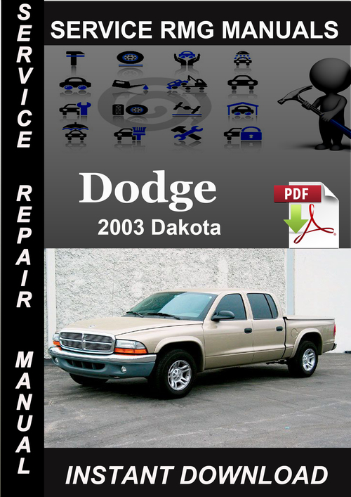 2003 dodge dakota service repair manual download. Black Bedroom Furniture Sets. Home Design Ideas