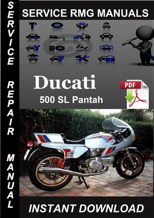 ducati 500 sl pantah service repair manual download. Black Bedroom Furniture Sets. Home Design Ideas