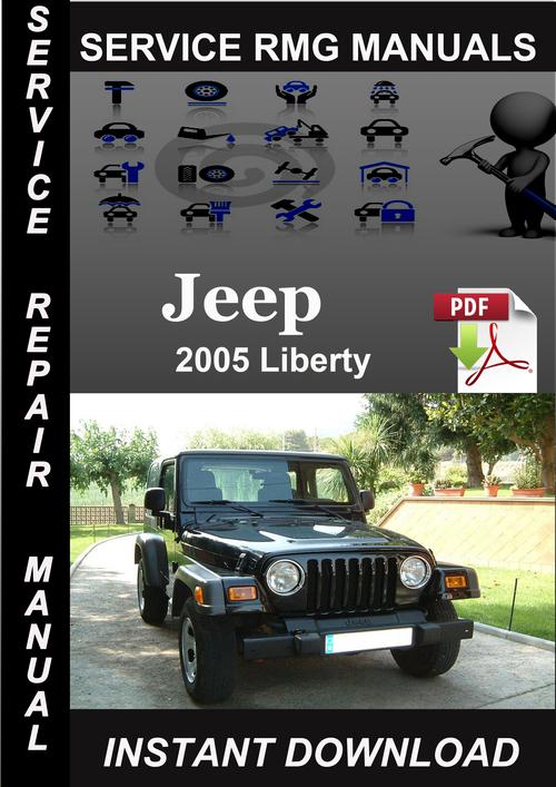 service manual  2005 jeep liberty manual free download