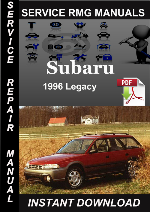 1996 subaru legacy service repair manual download download manual rh tradebit com 1996 Subaru Legacy Wagon White 1996 Subaru Legacy Owner's Manual