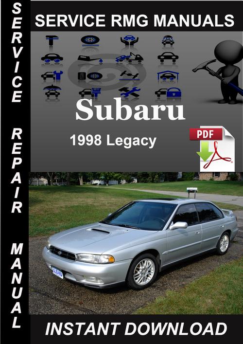 1998 subaru legacy service repair manual download. Black Bedroom Furniture Sets. Home Design Ideas