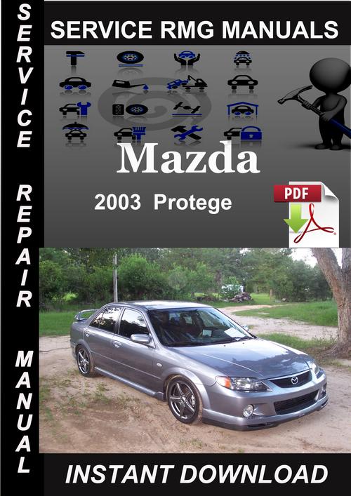 2003 mazda protege service repair manual download download manual rh tradebit com 2001 Protege Rust 2001 mazda protege repair manual free download