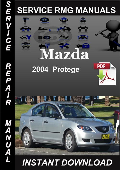 2004 mazda protege service repair manual download download manual rh tradebit com 2000 Mazda Protege 1991 Mazda Protege Recalls