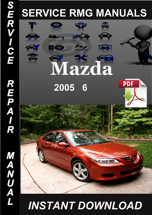 mazda 6 user manual download