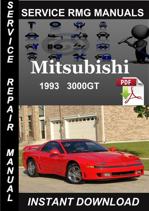 mitsubishi 3000gt 1991 service manual pdf download autos. Black Bedroom Furniture Sets. Home Design Ideas