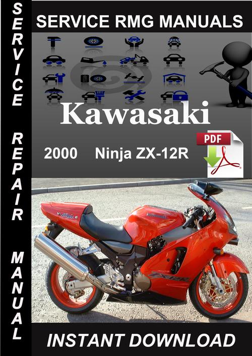 2000 Kawasaki Ninja Zx-12r Service Manual Download