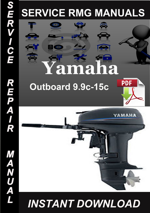 Pay for Yamaha Outboard 9.9c-15c Service Repair Manual Download