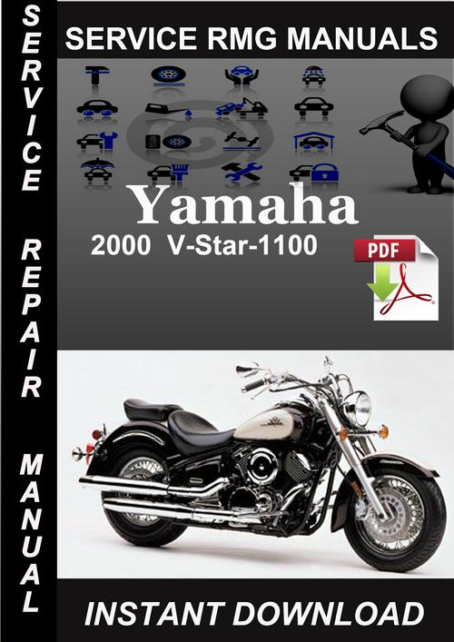 2000 yamaha v star 1100 service repair manual download. Black Bedroom Furniture Sets. Home Design Ideas