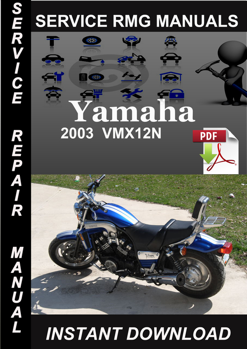 2003 yamaha vmx12n service repair manual download. Black Bedroom Furniture Sets. Home Design Ideas