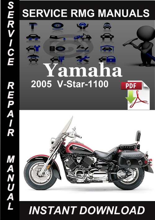 vstar 650 wiring diagram 2005 yamaha    v star    1100 service repair manual download  2005 yamaha    v star    1100 service repair manual download