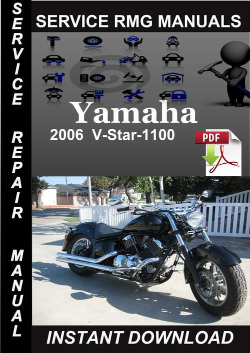 2006 yamaha v star 650 service manual pdf