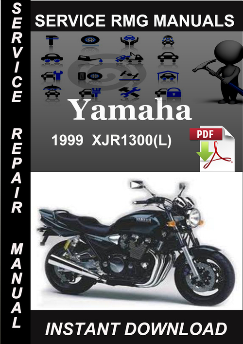 1999 yamaha xjr1300 l service repair manual download. Black Bedroom Furniture Sets. Home Design Ideas