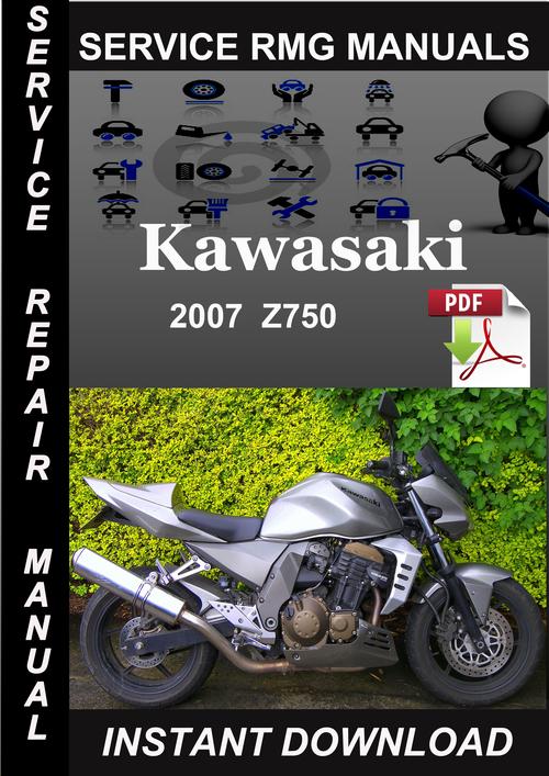 kawasaki w800 repair manual pdf