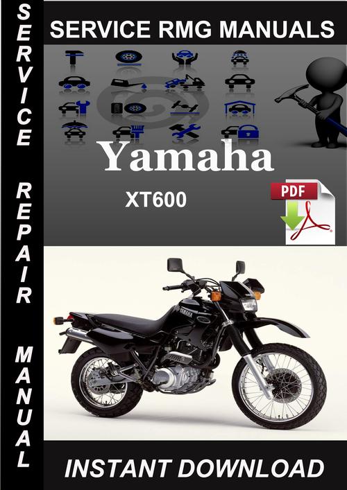 yamaha xt600 service repair manual download download. Black Bedroom Furniture Sets. Home Design Ideas
