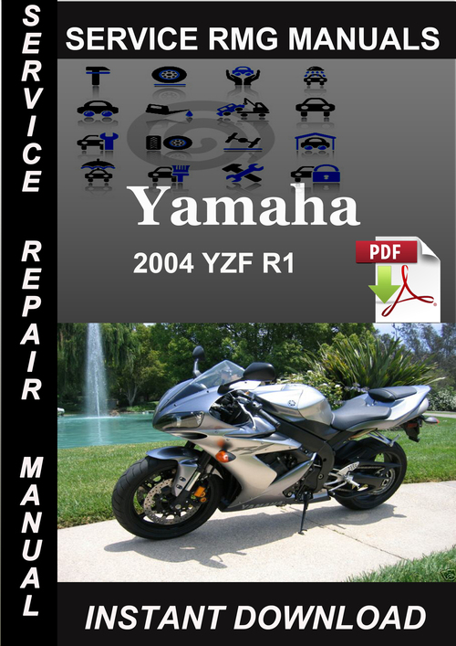 Yamaha Yzf R Service Manual Pdf