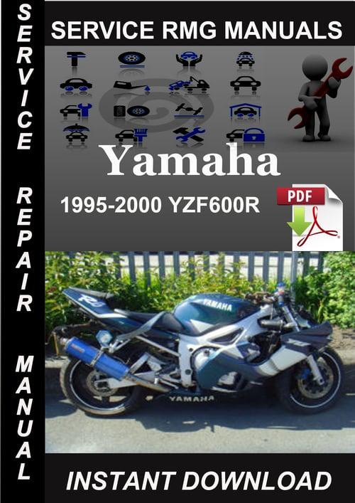 1995 2000 yamaha yzf600 yzf600r service repair manual downlo down rh tradebit com 2002 yamaha yzf600r repair manual repair manual yzf600r
