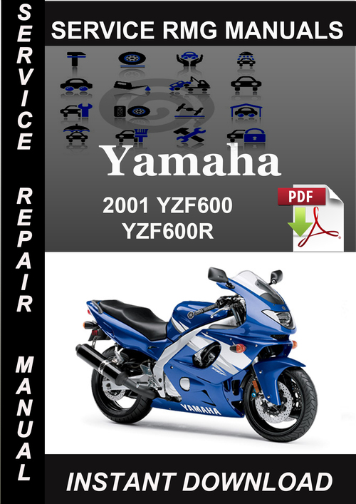2001 yamaha yzf600r service manual bike gallery. Black Bedroom Furniture Sets. Home Design Ideas