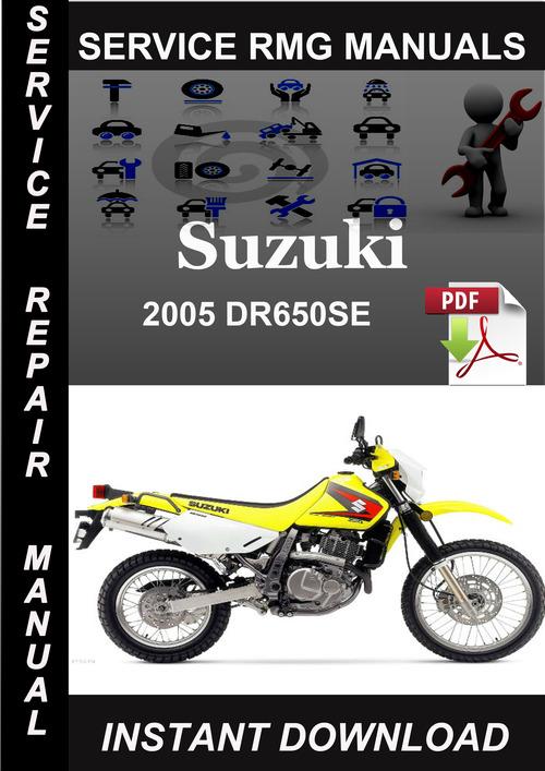 Dr650 Service Manual download