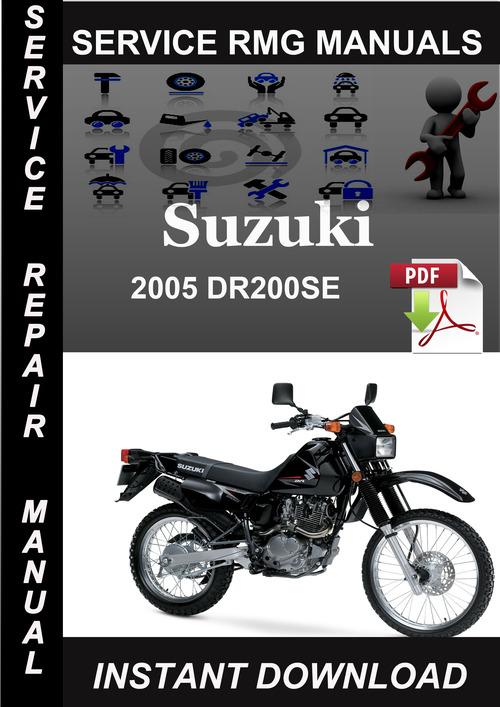 233474222_2005SuzukiDR200SEServiceRepairManualDownload  Se Suzuki Motorcycle Wiring Diagrams on gsx1300ra,