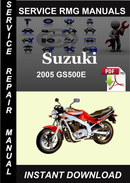 Pay For 2005 Suzuki Gs500e Service Repair Manual Download: 2001 Suzuki Gs500 Wiring Diagram At Jornalmilenio.com
