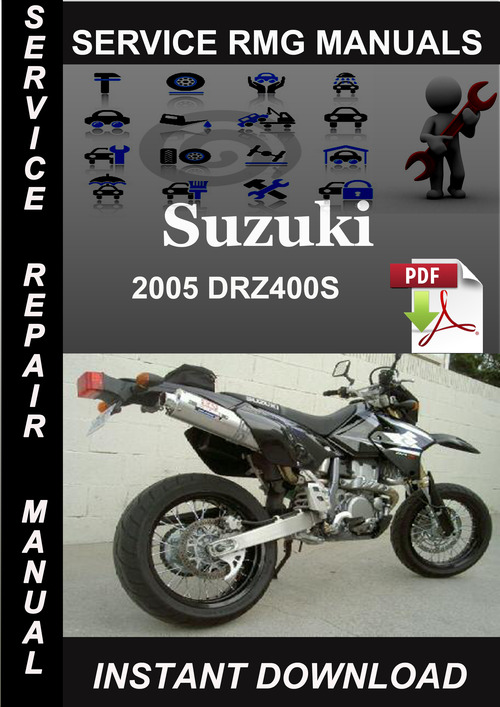 2007 Drz400s owners manual
