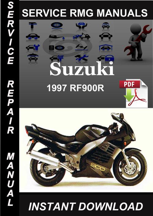 1997 suzuki rf900r service repair manual download download manual rh tradebit com suzuki rf900r service manual download suzuki rf900r workshop manual
