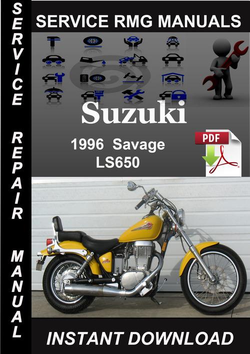 Pdf 1996 Suzuki Savage 650 Service Manual 28 Pages: Suzuki Ls 650 Fuse Box At Bitobe.net