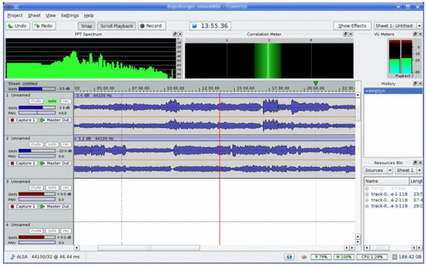 Pay for Powerful Audio Editor * Comparable to Adobe Audition