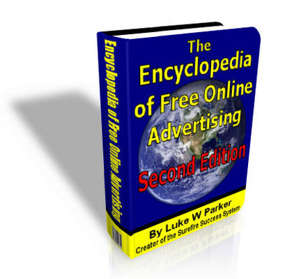 Pay for Encyclopedia of FREE Advertising - Resell Rights
