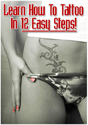 Pay for Learn How To Tattoo in 12 Easy Steps + 390 Tattoo Designs