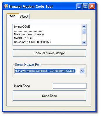 Pay for Huawei Unlock Tool for alle Models!