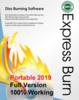 Thumbnail Express Burn Plus Edition CD DVD disc writer