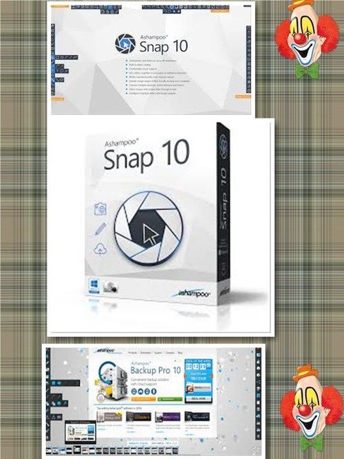 Pay for Ashampoo Snap 10.0.8 Multilingual Final FULL 2019