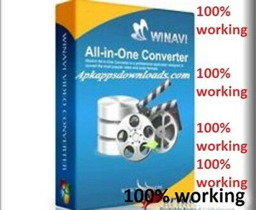 Pay for All in One Converter lifetime 100 working