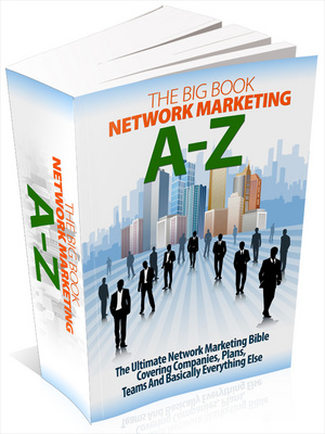 Pay for The Big Book Network Marketing A Z MRR BOOK