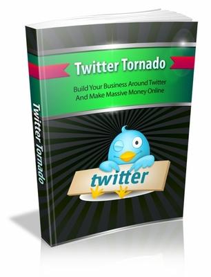 Pay for Twitter Tornado mrr book