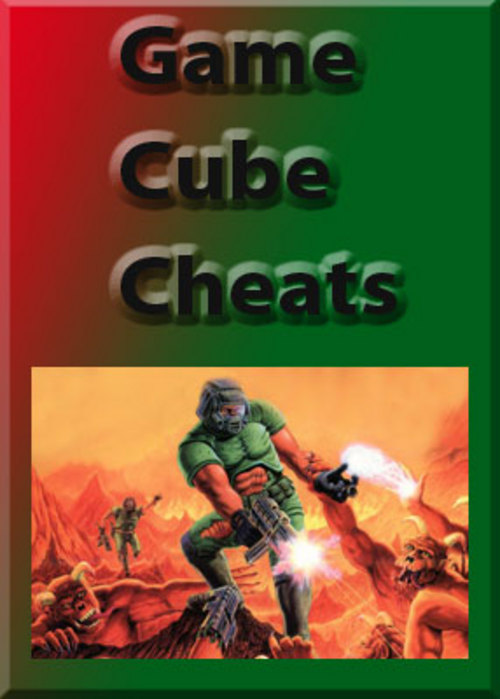 Pay for Gamecube Cheats Ebook