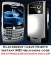 Thumbnail Blackberry Curve Unlock Code