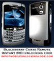 Thumbnail Blackberry Curve IMEI Unlocking Code