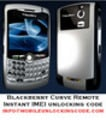 Thumbnail Blackberry Curve 8900 Unlock Code