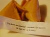 Thumbnail Photo: Fortune Cookie Success