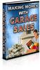 Thumbnail Making Money with Garage Sales PLR