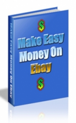 Pay for HOT! Make Easy Money On Ebay ebook with Private Label Rights