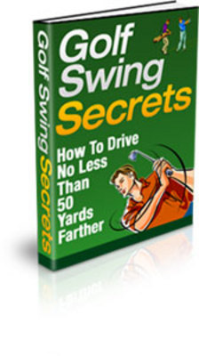 Pay for Golf Swing Secrets How to Drive The Ball Farther with PLR