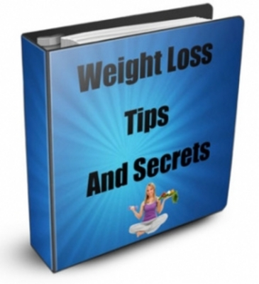 Pay for Weight Loss Tips And Screts Bundle with Private Label Rights