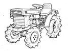 Thumbnail Iseki Bolens TX2140, TX2160  Operators Manual (sku 267)