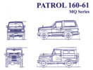 Thumbnail Nissan Patrol MQ Series Workshop Manual (sku 196)