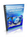 Thumbnail Master Resell Ebook - Article Writing 4Pro Report