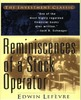 Thumbnail Reminiscences of a Stock Operator by Edwin Lefevre
